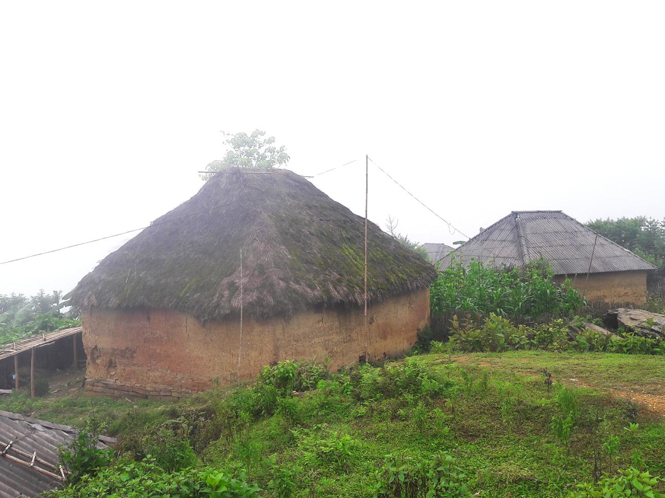 Làng như cổ tích có những ngôi nhà mái cỏ rêu xanh rì, đẹp xa xăm - Hình 5