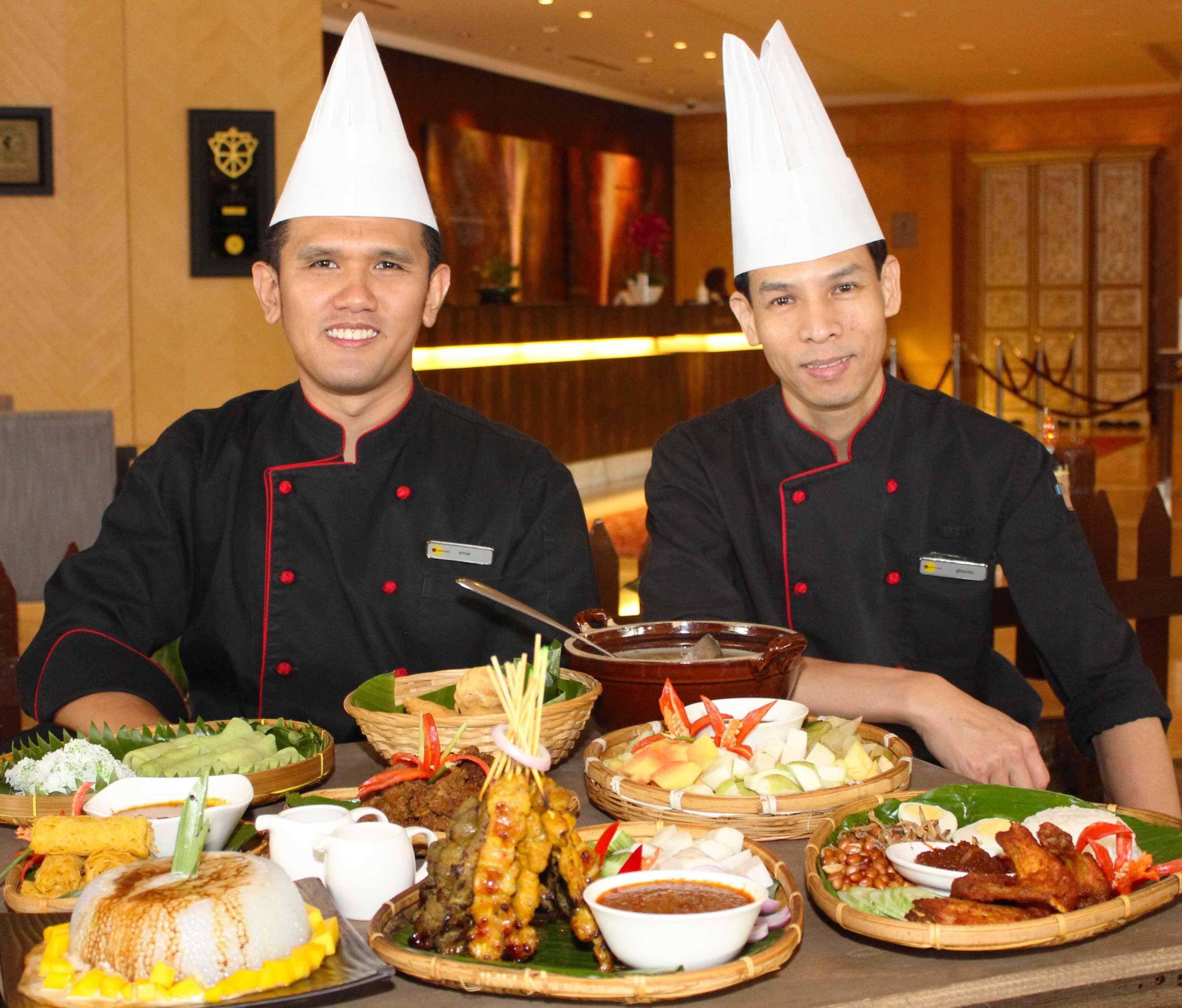 Lễ hội ẩm thực và đặc sản Malaysia tại Khách sạn Windsor Plaza - Hình 1