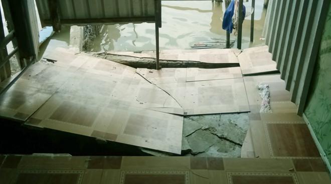 Liên tiếp xảy ra sạt lở ở Bạc Liêu, 75 căn nhà bị ảnh hưởng - Hình 2