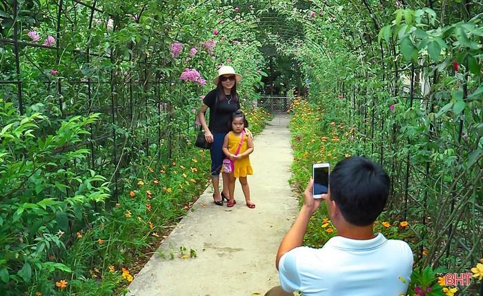 Nạp đầy năng lượng khi đến với khu du lịch sinh thái nhà vườn Đức Đường - Hình 13