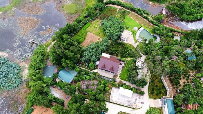 Nạp đầy năng lượng khi đến với khu du lịch sinh thái nhà vườn Đức Đường - Hình 2