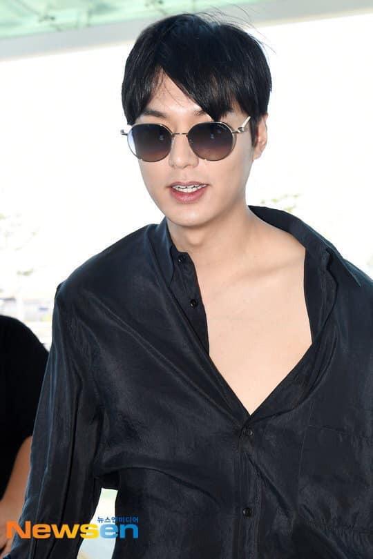 Nghịch lý trai đẹp: Lee Min Ho và Park Seo Joon mix đồ giống đến 90% nhưng người được khen lên mây, người bị dìm tận đáy - Hình 3