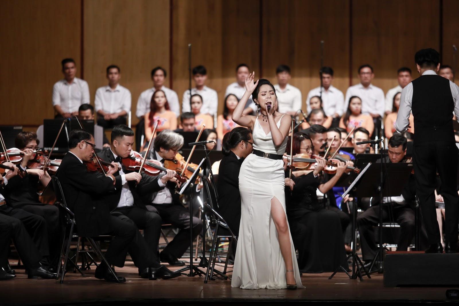 Nguyễn Duyên Quỳnh - Á quân Ban Nhạc Quyền Năng: Tôi có niềm đam mê rất lớn với Broadway - Hình 6