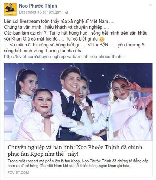 Những lần đụng chạm fan Kpop của nghệ sĩ Việt: Người nhận cái kết đắng, người thậm chí phải xin lỗi tới... 2 lần - Hình 7
