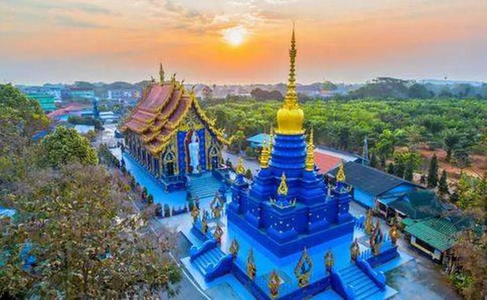 Những ngôi chùa đẹp như tác phẩm nghệ thuật ở Chiang Rai, Thái Lan - Hình 4