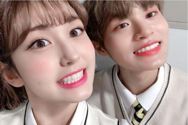 Những tình bạn khác giới đáng yêu trong ngành giải trí Hàn Quốc - Hình 4