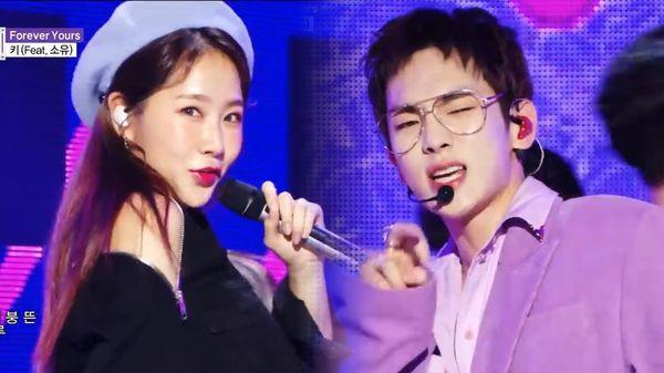 Những tình bạn khác giới đáng yêu trong ngành giải trí Hàn Quốc - Hình 6
