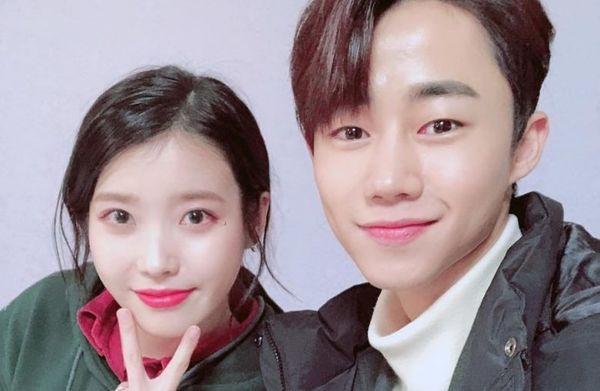 Những tình bạn khác giới đáng yêu trong ngành giải trí Hàn Quốc - Hình 2