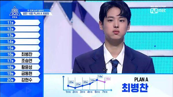 Produce X 101: Han Seung Woo - Choi Byung Chan là fanboy của BEAST, thể hiện màn cover cực đỉnh - Hình 4