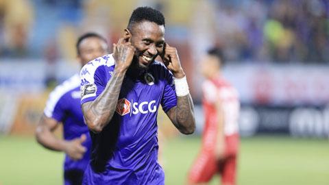 Samson muốn làm nên lịch sử cùng Hà Nội FC - Hình 1