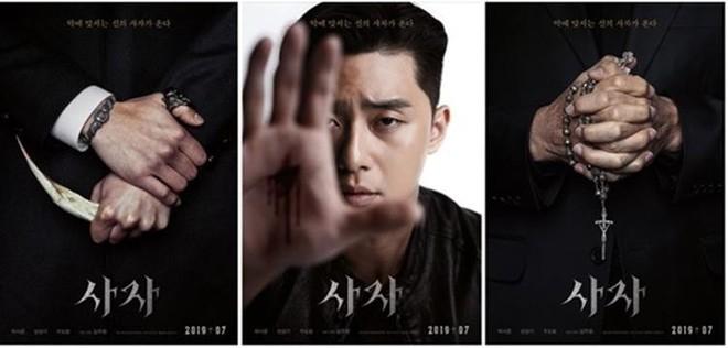 Sau màn cameo bị gọi hồn ầm ĩ trong Kí Sinh Trùng, Park Seo Joon làm mục sư điển trai 6 múi nhất màn ảnh Hàn - Hình 1