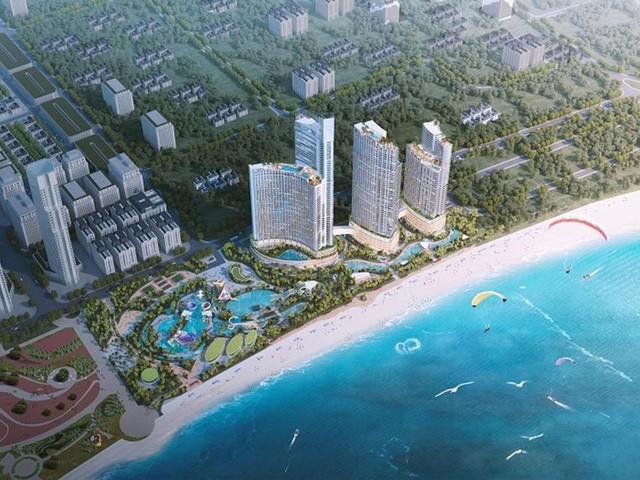 SunBay Park Hotel & Resort Phan Rang: Vẻ đẹp thiết kế lay động - Hình 2
