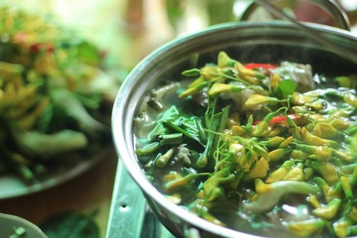 Thăm Cồn Sơn, ghé từng nhà thưởng thức món ngon - Hình 8