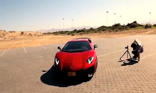 Thiên đường siêu xe độc và lạ ở Trung Đông - Hình 2