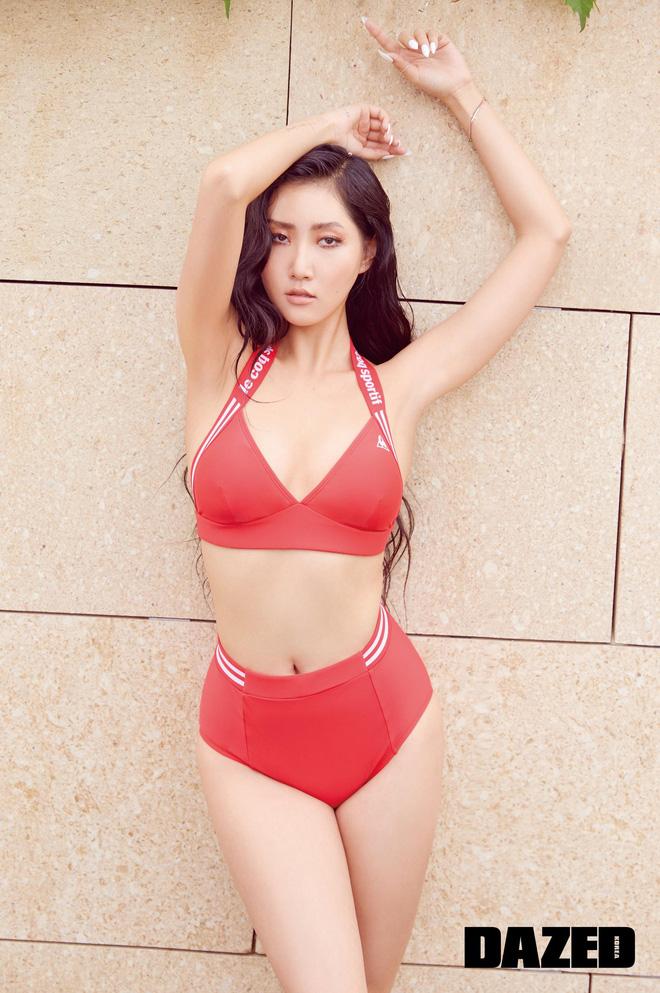 Trời 60 độ cũng phải tắt nắng vì dàn idol nữ Kpop sở hữu body chuẩn Tây: Nét gợi cảm thay đổi cả quy chuẩn! - Hình 9