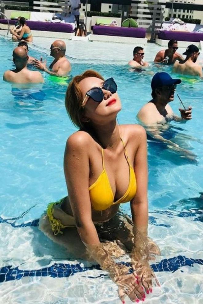 Trời 60 độ cũng phải tắt nắng vì dàn idol nữ Kpop sở hữu body chuẩn Tây: Nét gợi cảm thay đổi cả quy chuẩn! - Hình 15