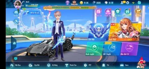 VDV ZingSpeed Mobile Trần Văn Duẩn: Tôi tiếc nuối vì mất đối thủ xứng tầm - Hình 2