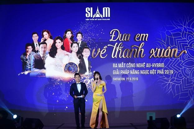 Viện thẩm mỹ Siam Thailand ra mắt phương pháp nâng ngực Au-hybrid - Hình 1