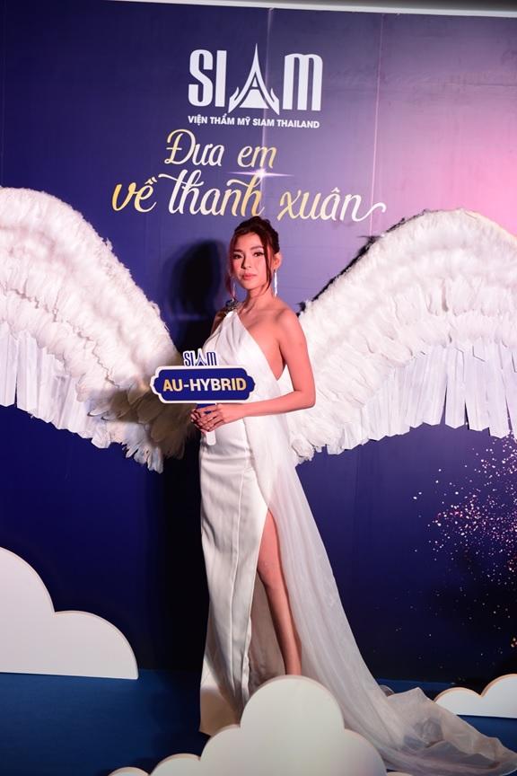 Viện thẩm mỹ Siam Thailand ra mắt phương pháp nâng ngực Au-hybrid - Hình 3