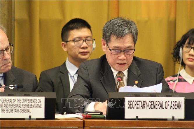 Việt Nam đảm nhiệm vai trò Chủ tịch Hội nghị Giải trừ quân bị - Hình 2