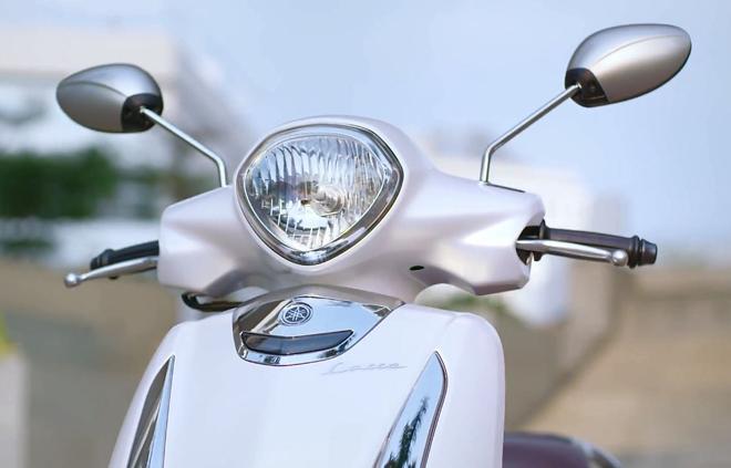 Xe ga Yamaha Latte - ngọt ngào và quyến rũ như ly cafe Latte - Hình 2