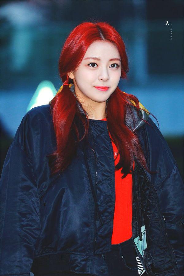 Anti fan cũng phải câm nín vì nhan sắc đỉnh cao của 9 idol hàn nhuộm tóc đỏ đẹp nhất lịch sử Kpop - Hình 24