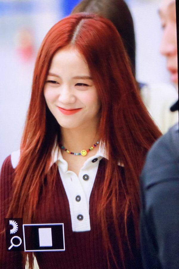 Anti fan cũng phải câm nín vì nhan sắc đỉnh cao của 9 idol hàn nhuộm tóc đỏ đẹp nhất lịch sử Kpop - Hình 11