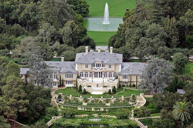 Bên trong biệt thự 88 triệu USD của tỷ phú truyền hình Oprah Winfrey - Hình 3