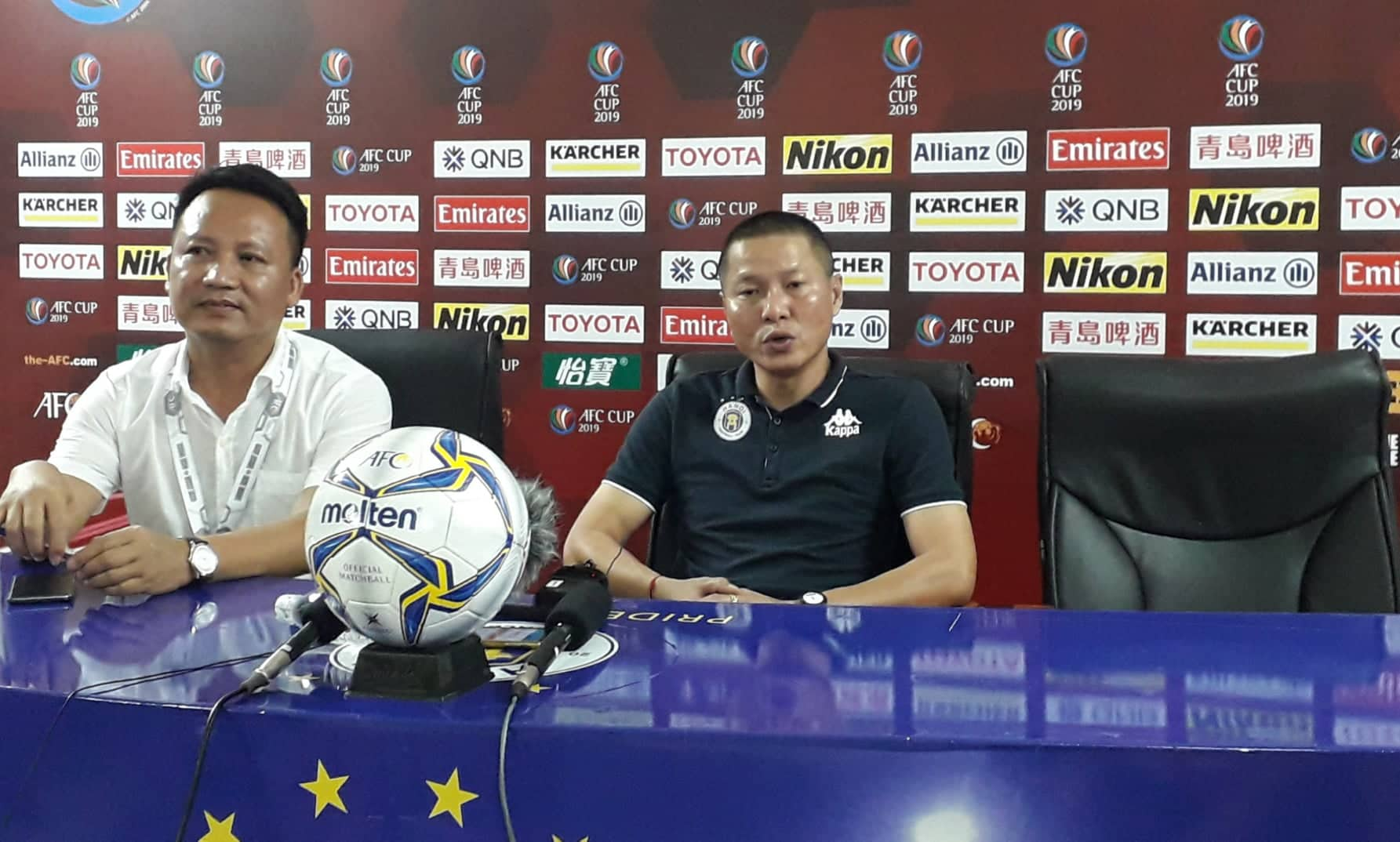 Đá bại đối thủ Philippines, HLV Hà Nội FC vẫn buồn điều gì? - Hình 2