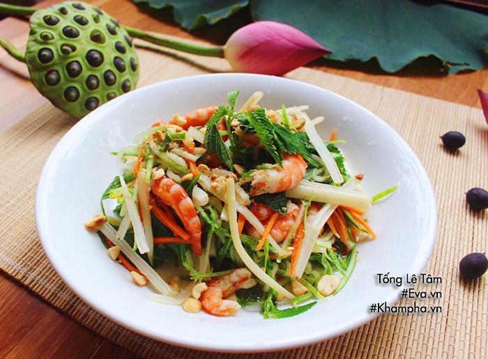 Gợi ý mâm cơm 5 món từ sen siêu ngon cho Ngày gia đình Việt Nam - Hình 6