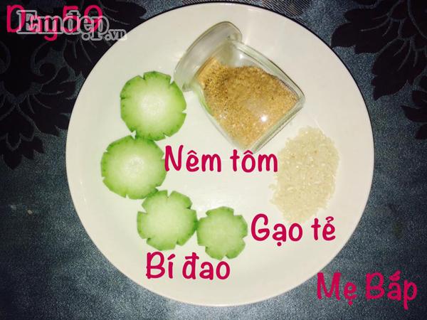 Học mẹ Bắc Giang kinh nghiệm nấu các món cháo thơm ngon, đầy đủ dinh dưỡng, con luôn hứng thú trong từng bữa ăn - Hình 14