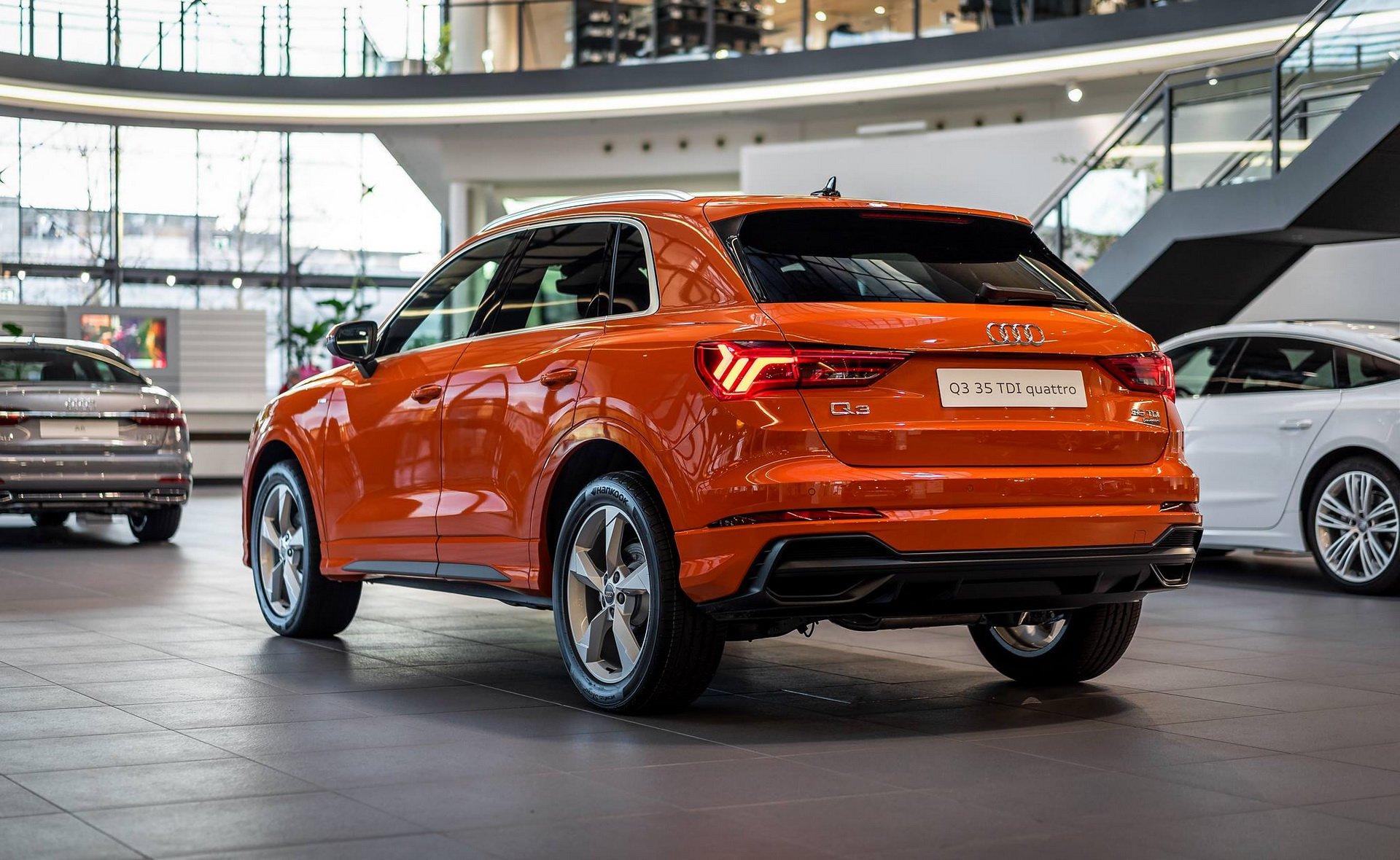 Ít ai ngờ chiếc Audi này được bọc da chỉ có trên siêu xe - Hình 2