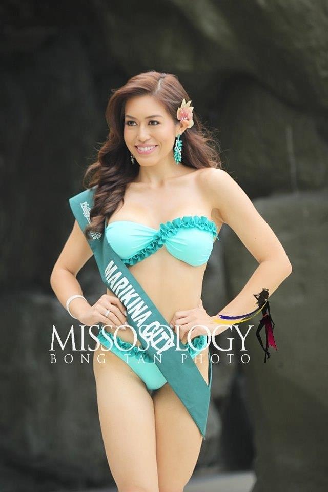 Nhan sắc gây thất vọng của dàn thí sinh Hoa hậu Trái Đất Philippines - Hình 6