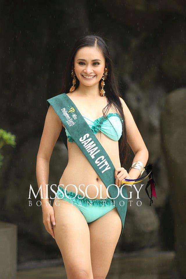 Nhan sắc gây thất vọng của dàn thí sinh Hoa hậu Trái Đất Philippines - Hình 2