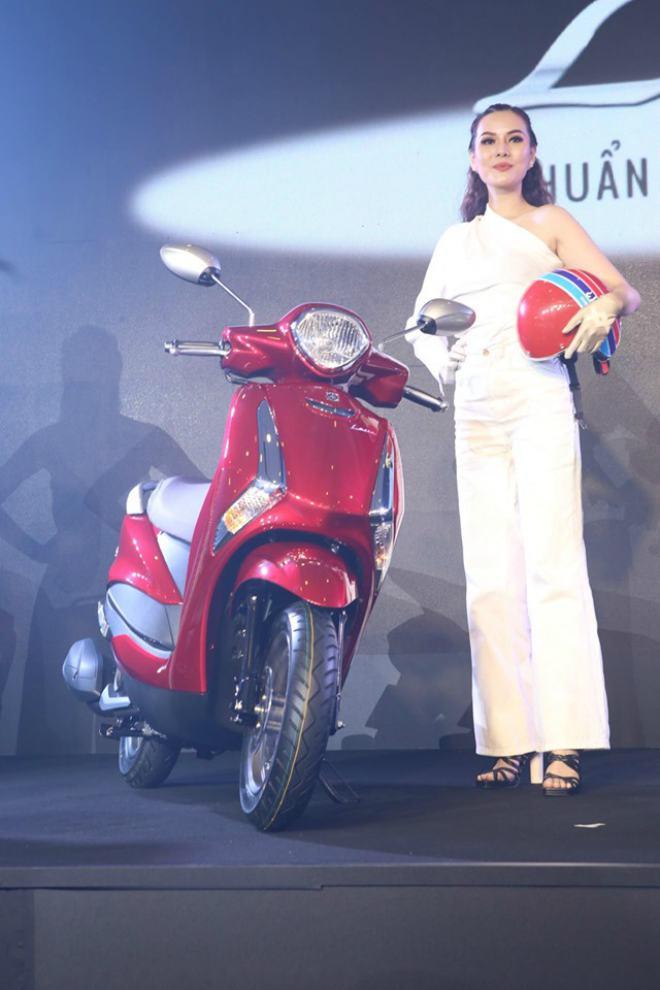 NÓNG: Xe ga Yamaha Latte chính thức ra mắt, nhìn siêu đẹp - Hình 4