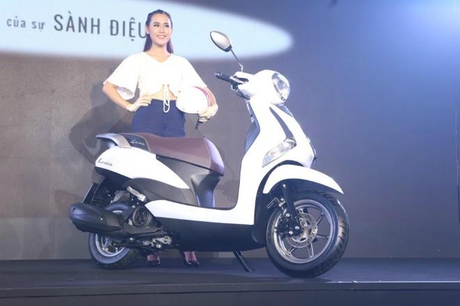 NÓNG: Xe ga Yamaha Latte chính thức ra mắt, nhìn siêu đẹp - Hình 2