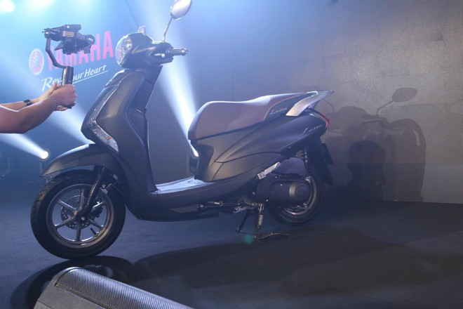 NÓNG: Xe ga Yamaha Latte chính thức ra mắt, nhìn siêu đẹp - Hình 1