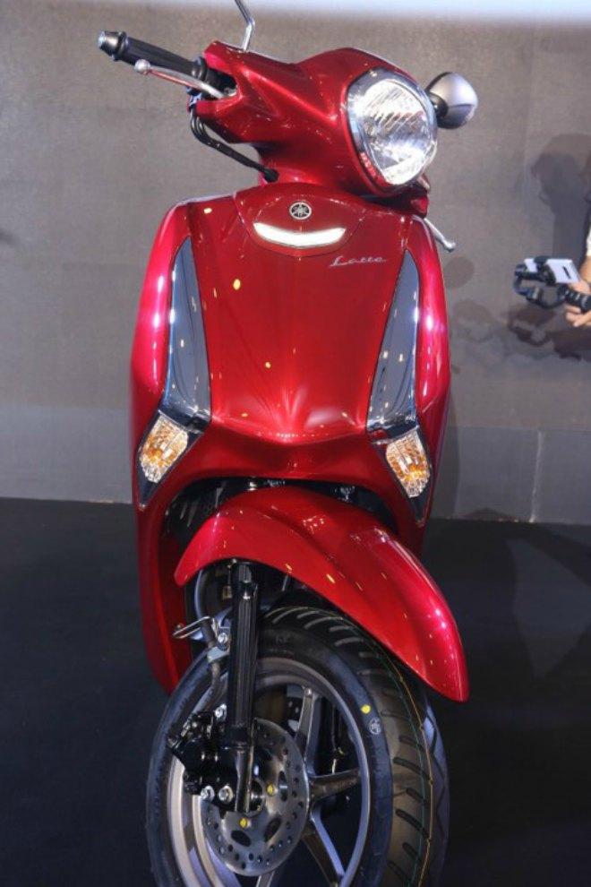NÓNG: Xe ga Yamaha Latte chính thức ra mắt, nhìn siêu đẹp - Hình 6