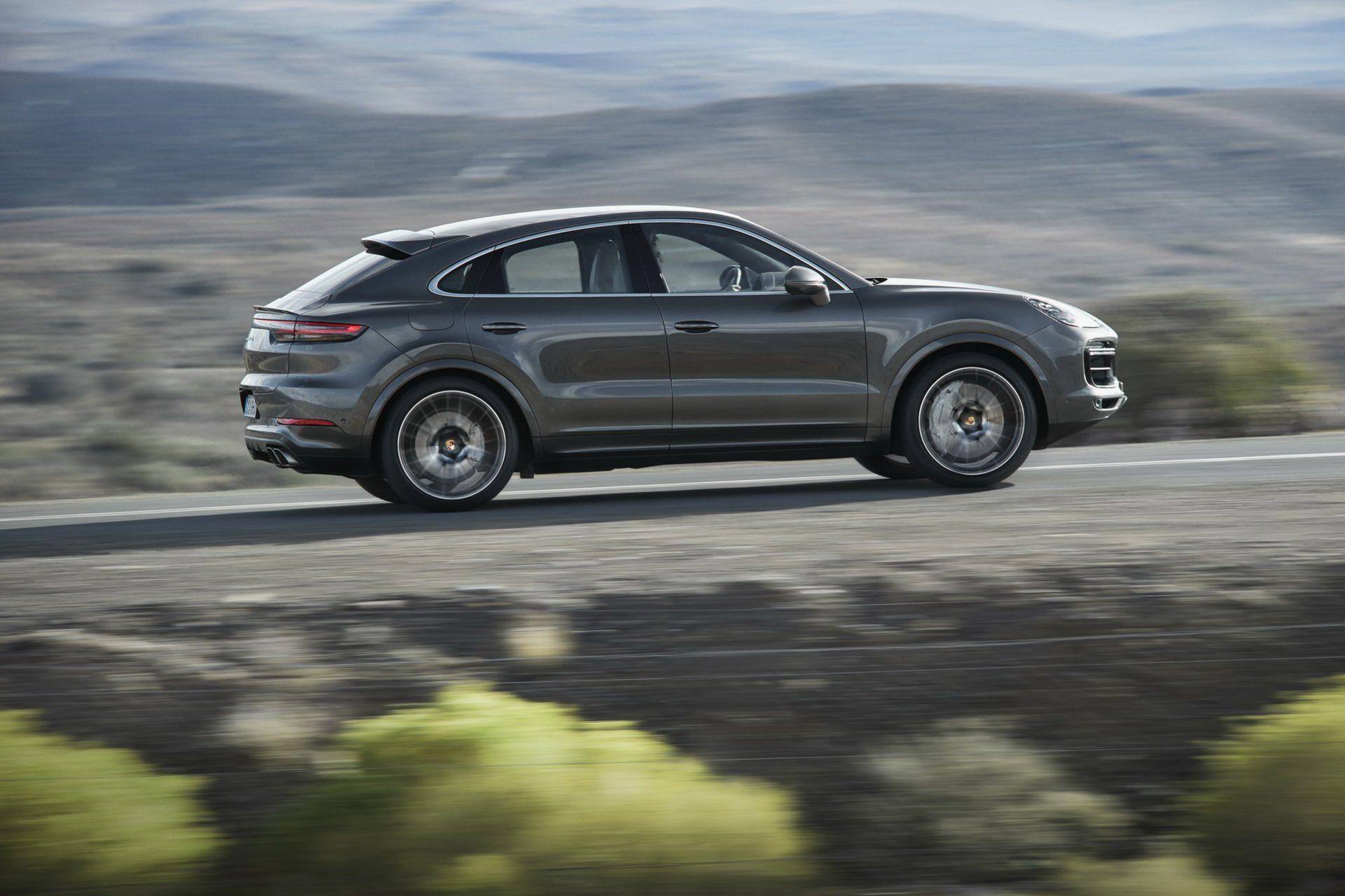 Porsche Cayenne Coupe 2020 ra mắt, Mercedes GLE và BMW X6 toát mồ hôi - Hình 2