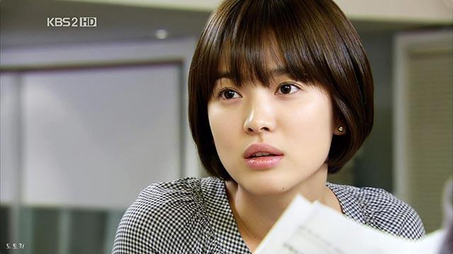 Song Hye Kyo để kiểu tóc nào là tạo trend kiểu tóc nấy, quan trọng nhất là cô ấy luôn đẹp dù có thay đổi như thế nào - Hình 5