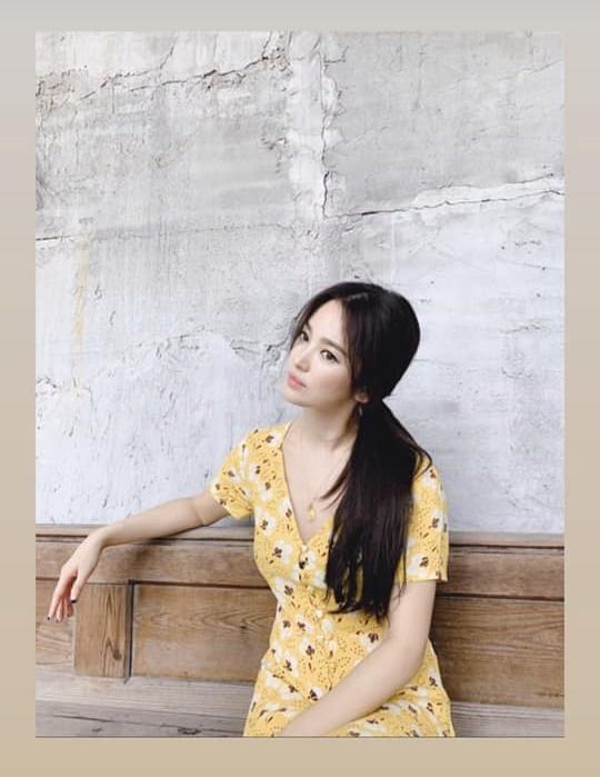 Song Hye Kyo để kiểu tóc nào là tạo trend kiểu tóc nấy, quan trọng nhất là cô ấy luôn đẹp dù có thay đổi như thế nào - Hình 15