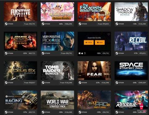 Steam chưa kịp giảm giá, Fanatical đã khuyến mãi hơn 1000 game PC - Hình 3