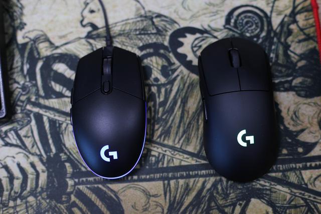 Trên tay chuột chơi game Logitech G-Pro Hero: Nhẹ nhàng tình cảm, chính xác tuyệt đối - Hình 11