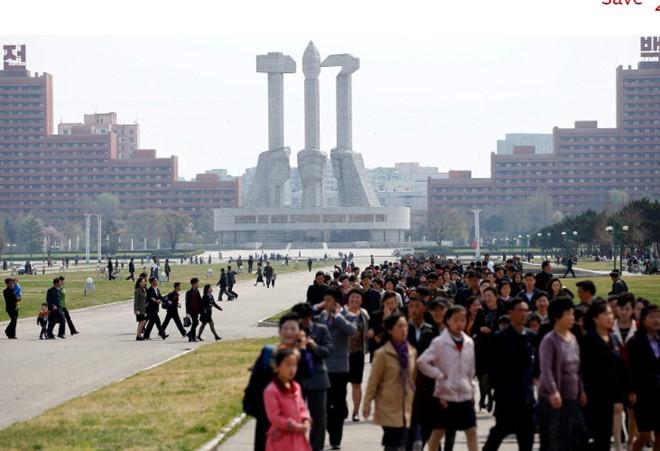 Triều Tiên lên án hành động cấm vận thù địch của Mỹ - Hình 1