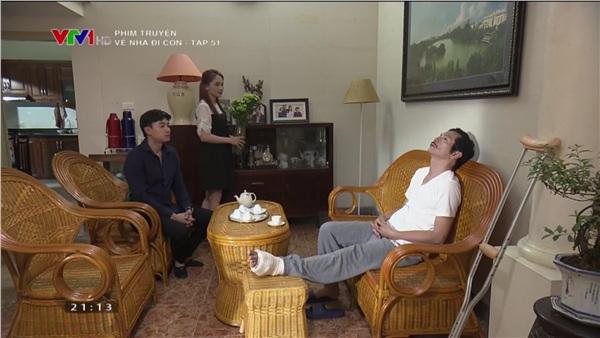 Về nhà đi con full tập 51: Dương gọi Bảo trong cơn say, cặp chim ri mới là chân ái? - Hình 9