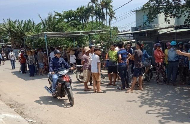 Vụ chồng hạ sát vợ ở Quảng Nam : Con trai phải bỏ thi tốt nghiệp THPT Quốc gia - Hình 1