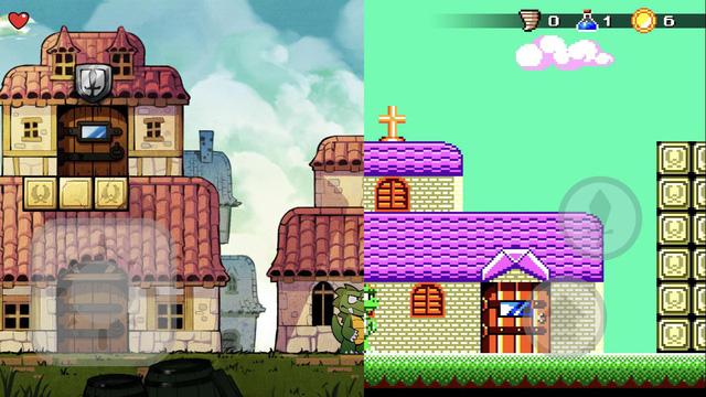 Wonder Boy: The Dragons Trap - tựa game được mệnh danh là Rockman 4.0 có gì hot? - Hình 2