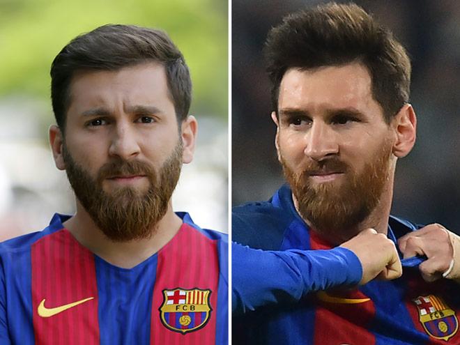 Bản sao Messi gây họa lớn: Sắp hầu tòa vì mạo danh lừa tình 23 phụ nữ - Hình 1