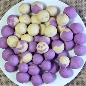 Bánh khoai lang tím bọc phô mai chiên - Hình 6