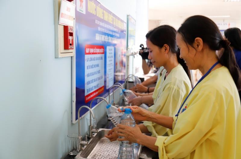 Bệnh viện lo giải nhiệt cho bệnh nhân - Hình 1
